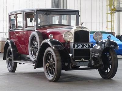 Lot 48 - 1929 Vauxhall R-Type 20/60