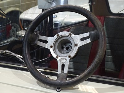 Lot 8 - Racing type /sport steering wheel