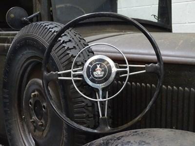 Lot 9 - Rover sport steering wheel