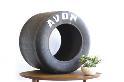 Lot 12 - Avon Racing Tyre