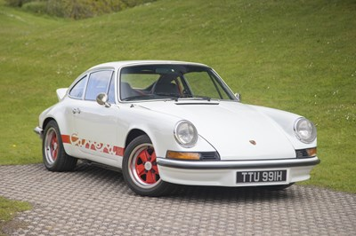Lot 1970 Porsche 911 E 2.7 RS Evocation