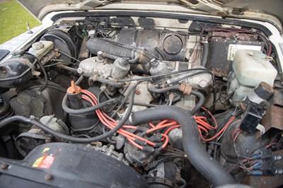 Lot 9 - 1991 Land Rover 110 V8 County Station Wagon