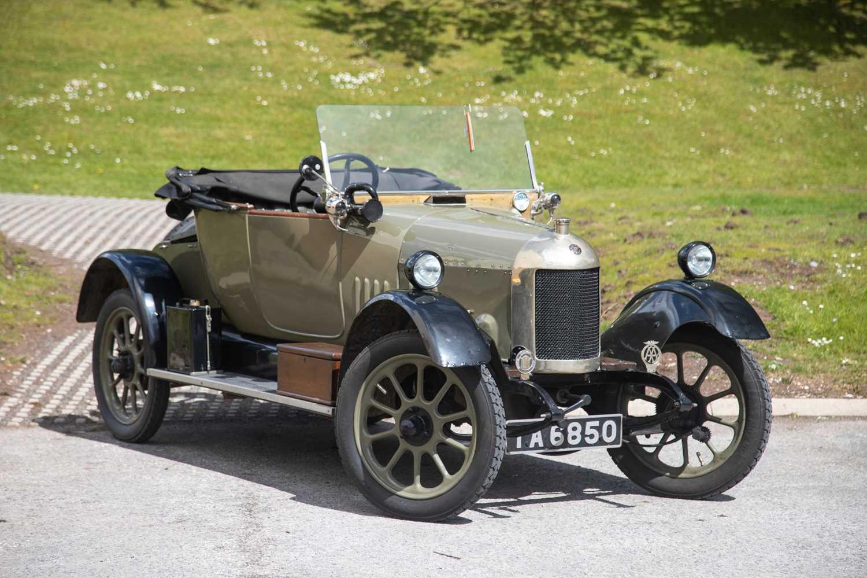 Lot 1923 Morris Cowley