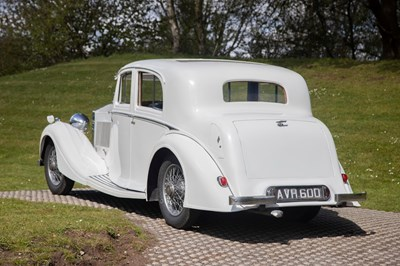 Lot 1937 Rolls-Royce 20/25 Rippon Saloon