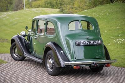 Lot 4 - 1938 Austin 14/6 Goodwood Saloon
