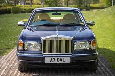 Lot 1998 Rolls Royce Silver Seraph