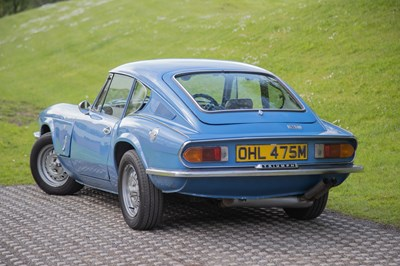 Lot 1973 Triumph GT6