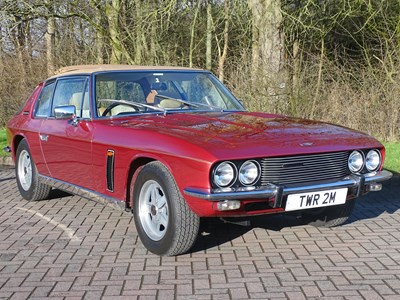 Lot 1974 Jensen Interceptor III