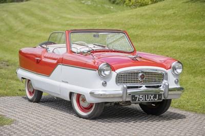 Lot 1958 Austin Metropolitan Series III Convertible