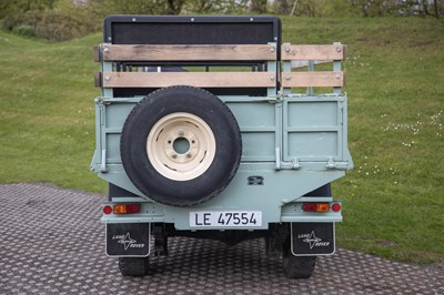 Lot 1969 Land Rover Santana 2B Forward Control