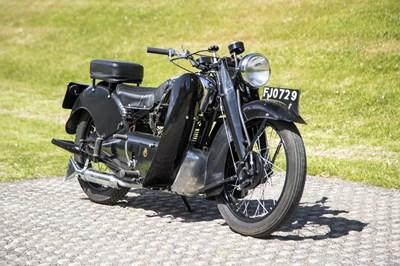 Lot 44 - 1938 Francis Barnett Cruiser