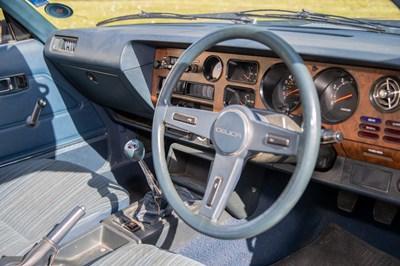 Lot 1981 Toyota Celica ST