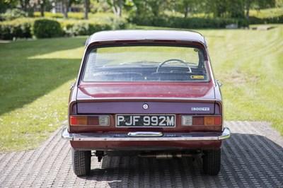 Lot 1 - 1974 Triumph 1500 TC