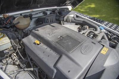 Lot 19 - 2003 Land Rover Defender 110 TD5 Station Wagon