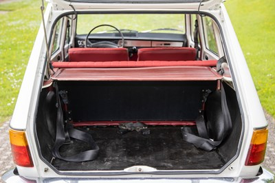 Lot 1975 Renault 6 TL