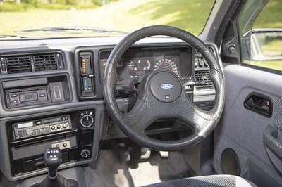 Lot 85 - 1988 Ford Sierra 2.8i Ghia 4x4 Estate