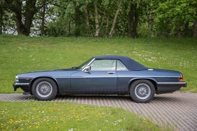 Lot 1990 Jaguar XJ-S 5.3 Convertible