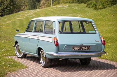Lot 1965 Ford Cortina 1500 Deluxe Estate