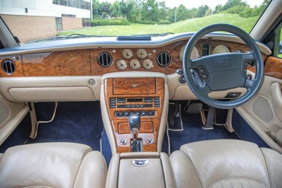 Lot 2002 Bentley Arnage Red Label