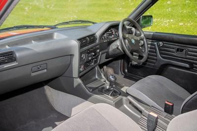 Lot 1988 BMW 316 Baur Cabriolet