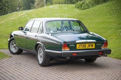 Lot 1992 Daimler Double Six