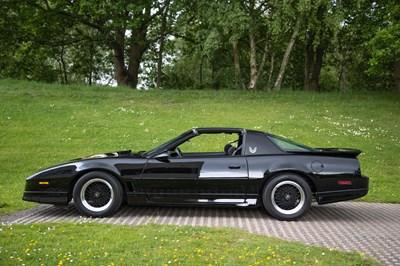 Lot 1987 Pontiac Trans Am Firebird