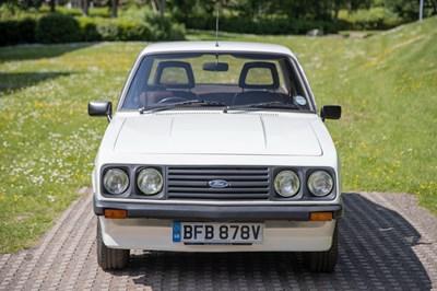 Lot 1980 Ford Escort RS2000 Custom