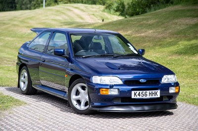 Lot 20 - 1992 Ford Escort RS Cosworth