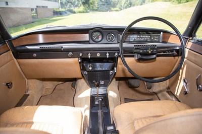 Lot 25 - 1970 Rover 3500 V8 Series 1 P6