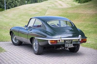 Lot 23 - 1969 Jaguar E-Type 4.2 Coupe