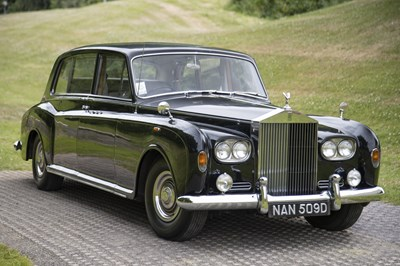 Lot 40 - 1966 Rolls-Royce Phantom V