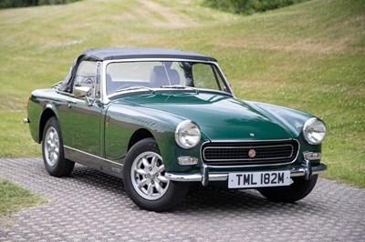 Lot 6 - 1974 MG Midget 1275
