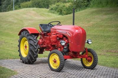 Lot 48 - c.1959 Porsche 217 Standard Tractor