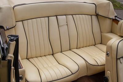 Lot 1985 Rolls-Royce Corniche Convertible