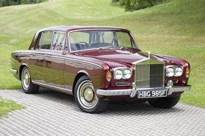 Lot 36 - 1967 Rolls-Royce Silver Shadow
