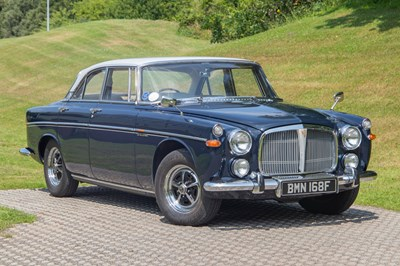 Lot 26 - 1968 Rover P5B Coupe