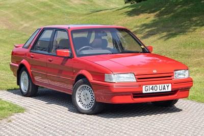 Lot 1989 MG Montego 2.0 EFi