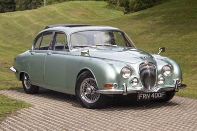 Lot 1967 Jaguar S-type 3.4