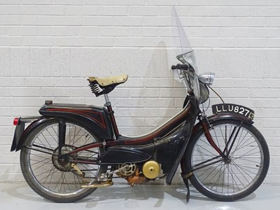 Lot 41 - 1966 Raleigh RM6 Runabout