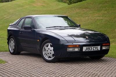 Lot 30 - 1992 Porsche 944 S2