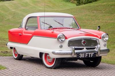 Lot 2 - 1958 Austin Nash Metropolitan Series III