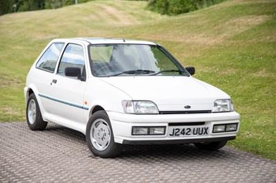 Lot 1991 Ford Fiesta XR2i
