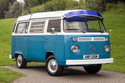 Lot 8 - 1974 Volkswagen Type 2 Westfalia Bay Window Camper Van