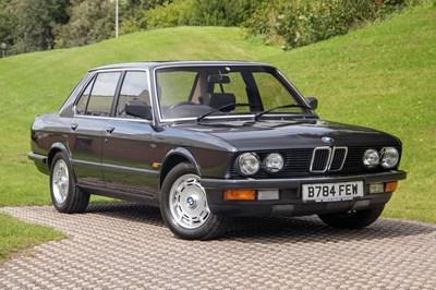Lot 17 - 1985 BMW M535i