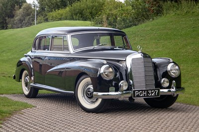 Lot 9 - 1954 Mercedes-Benz 300 B Adenauer Saloon