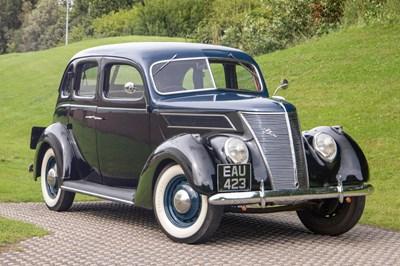 Lot 22 - 1937 Ford Model 78 Fordor DeLuxe V8