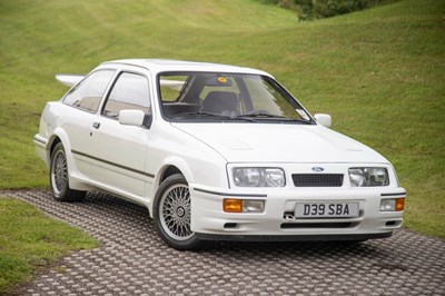 Lot 31 - 1987 Ford Sierra RS Cosworth