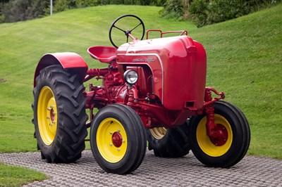 Lot 40 - 1956 Porsche AP22 Standard Tractor