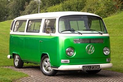 Lot 32 - 1972 Volkswagen Type 2 Bay Window Camper Van