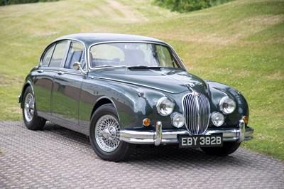 Lot 35 - 1964 Jaguar MK II 3.8 Litre